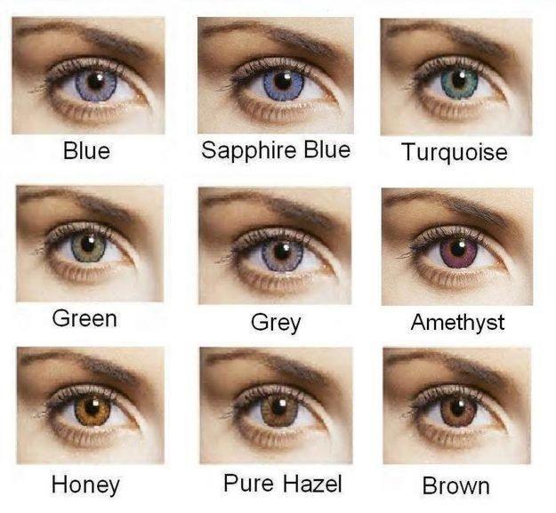 Impressive Colored Lenses For Brown Eyes