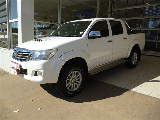 The Highly Durable Never Say Die Bakkie Purchase This 2012