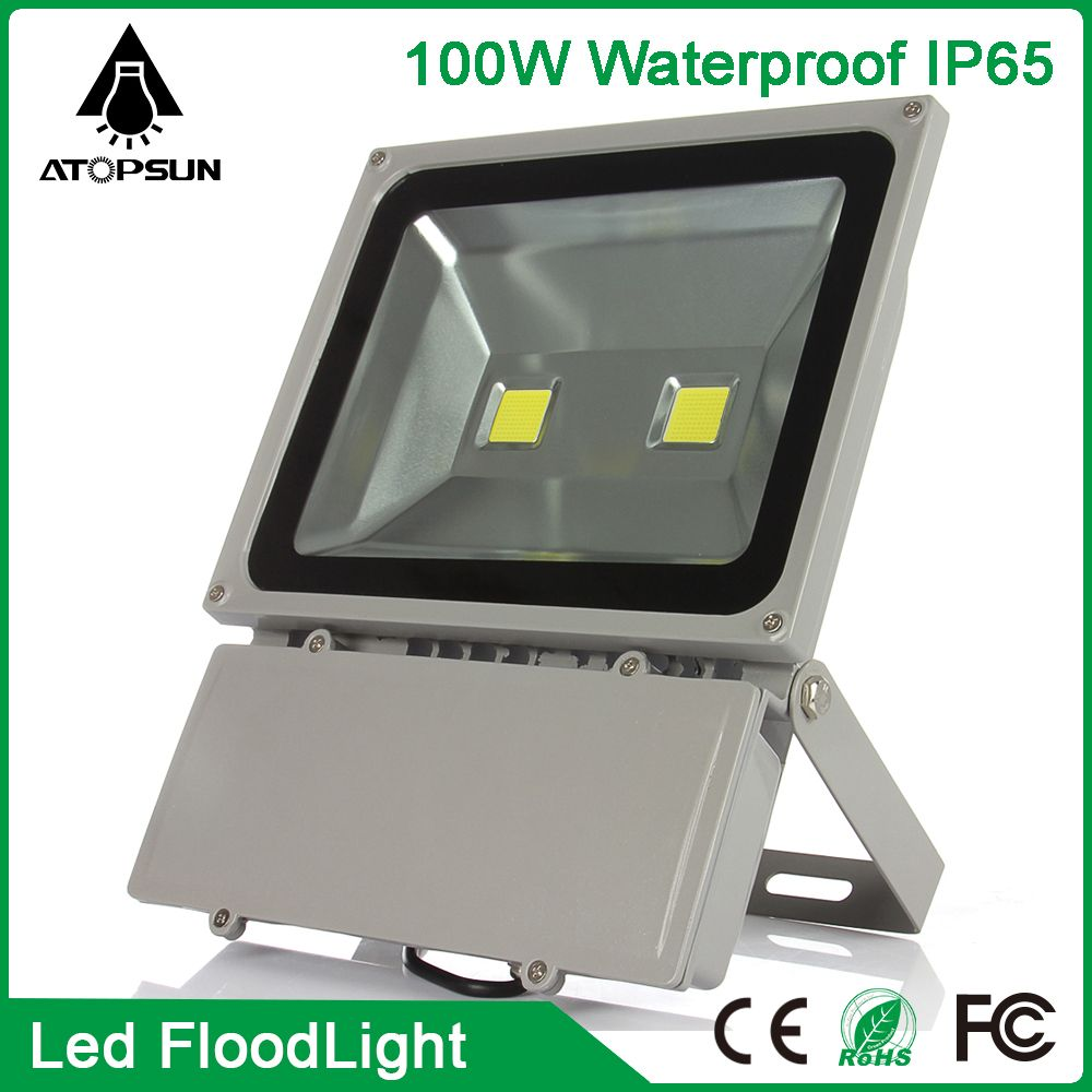 1pcs wholesale ip65 waterproof led 100w led flood light led wholesale waterproof led led flood light led spotlight outdoor light for garden garage light light reflector led aloadofball Choice Image