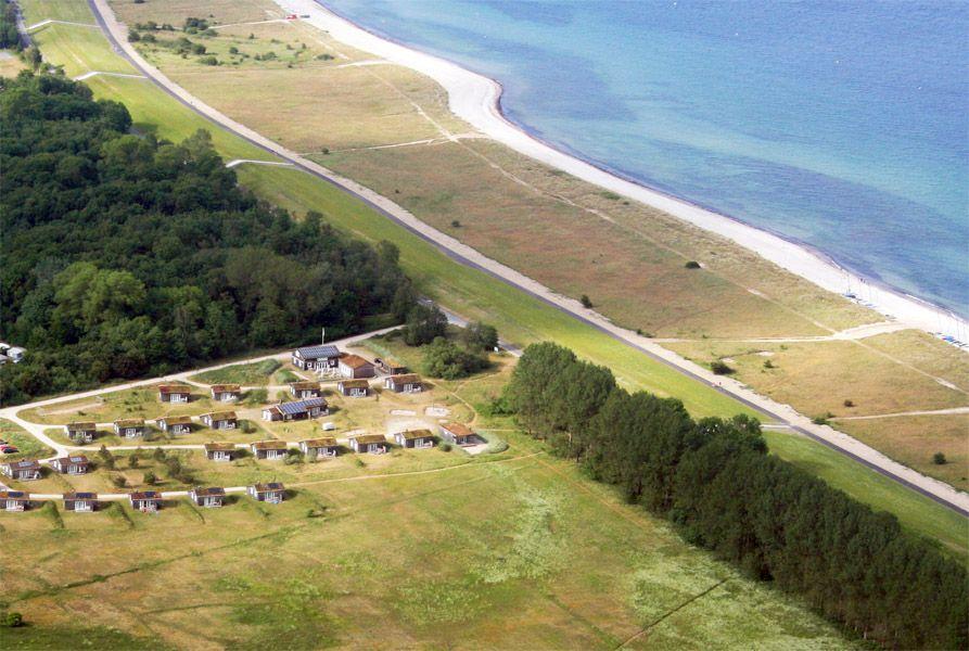 Stranddorf Augustenhof An Der Ostseekuste Tiere Urlaub Ferien