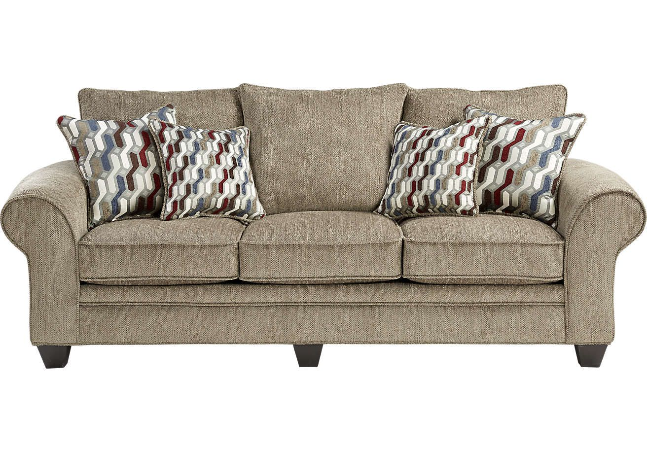 - Chesapeake Mocha Sleeper Sofa, Sleeper Sofa, Sofa Bed
