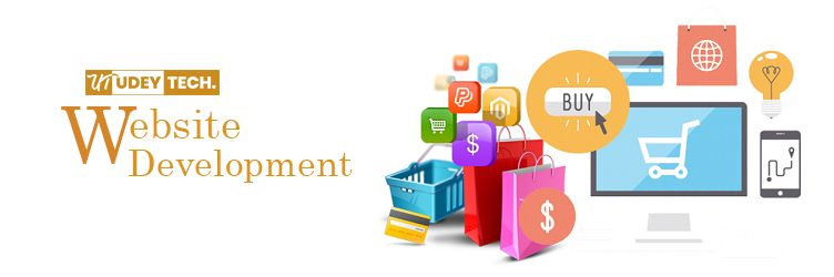 Udeytech Is Ecommerce Web Development Company That Provide Creative Solutions Ecommerce Website Development Ecommerce Web Design Website Development