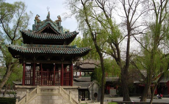 Taiyuan, Shanxi - didn't realize the birthplace of our son is the sister city to our city
