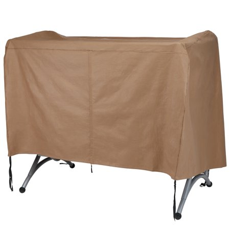 Duck Covers Essential Canopy Swing Cover Water Resistant Outdoor