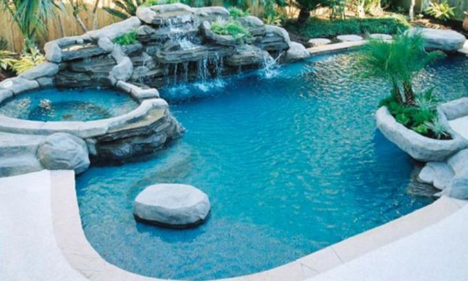 cool backyard pools 171 - Cool Backyard Swimming Pools