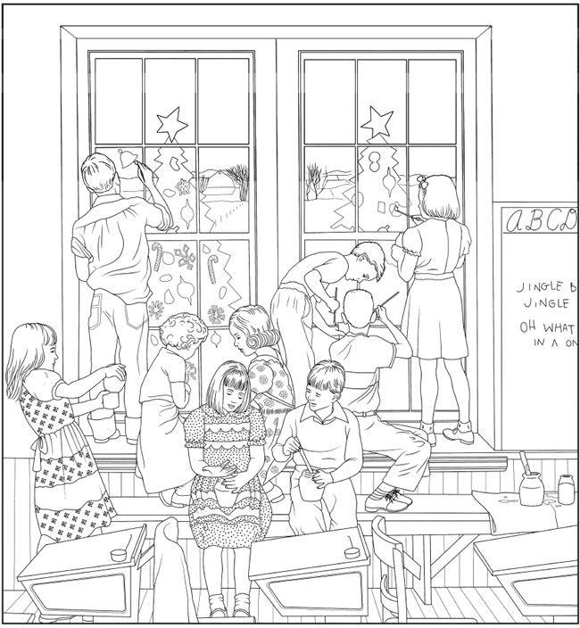 Welcome to Dover Publications | Dibujos para colorear adultos II ...