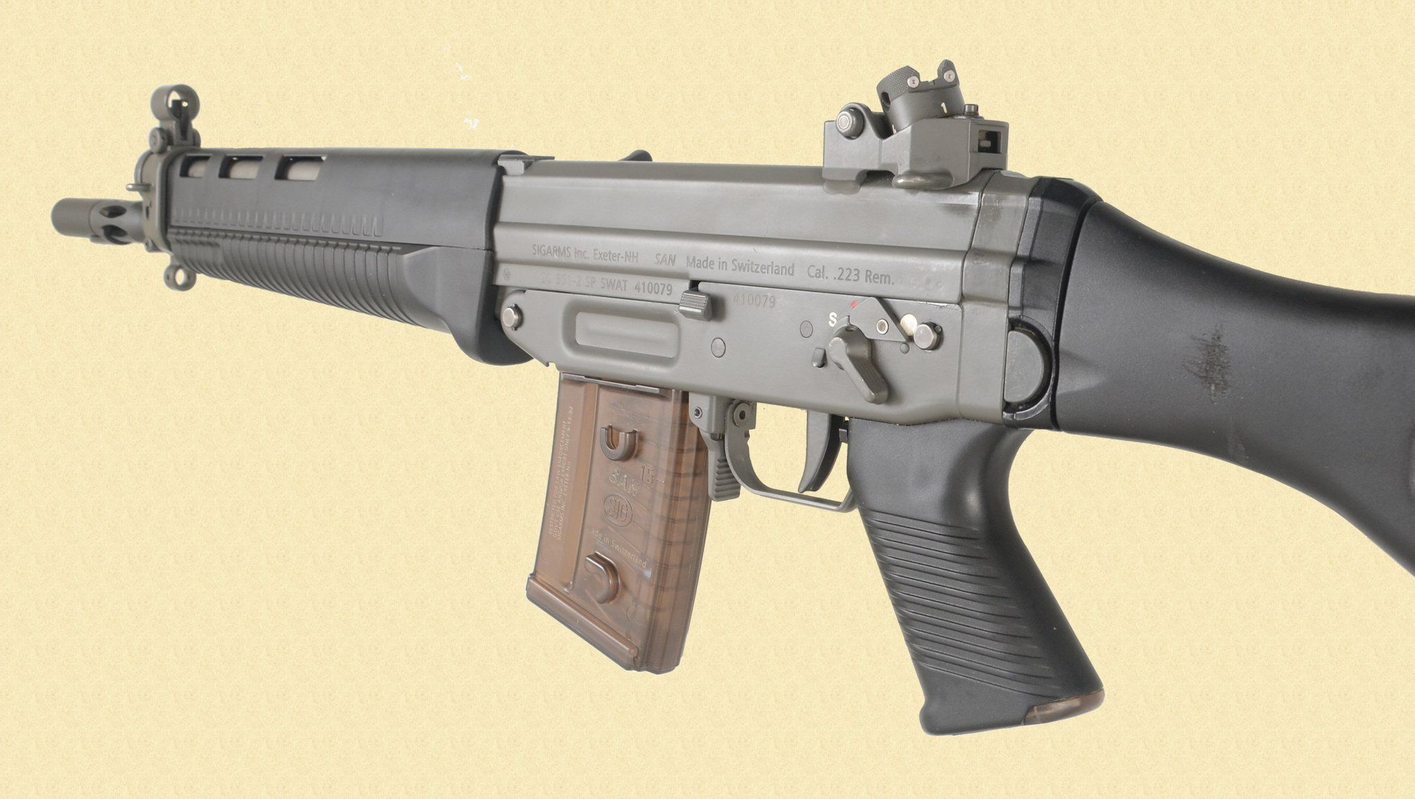 Sigarms Sg551 2sp Swat Weapon Pinterest Swat Weapons And Guns