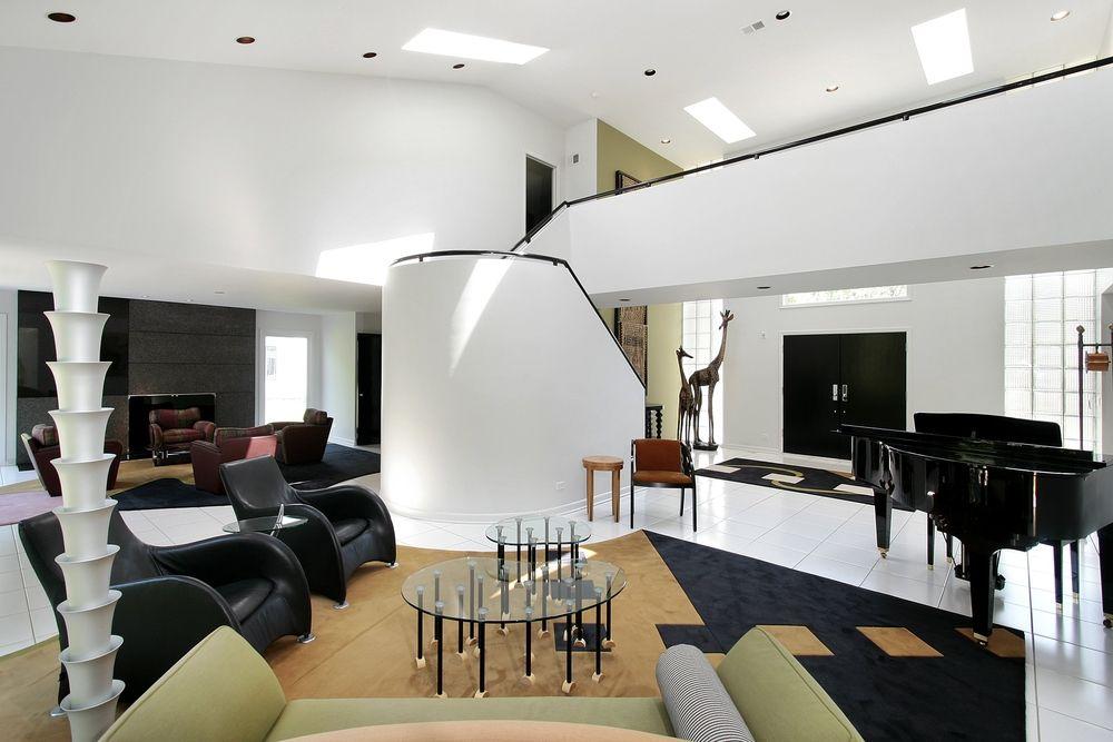 64 Stylish Modern Living Room Ideas (Photos)