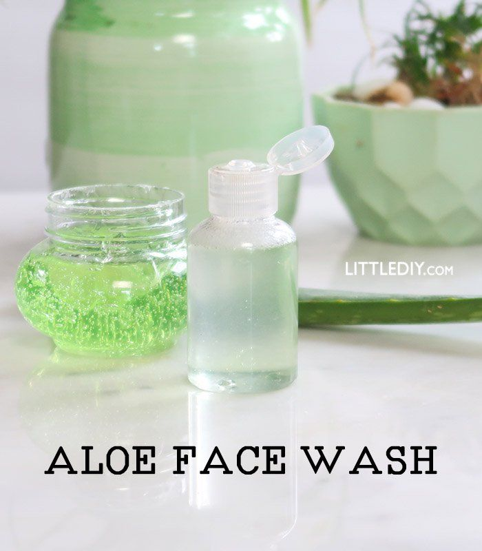 Facial Cleansing Is A Part Of Our Daily Skin Care Routine We Cleanse Our Face Almost 2 3 Times A Day With Fac Aloe Vera Face Wash Aloe Vera For Face Face Wash