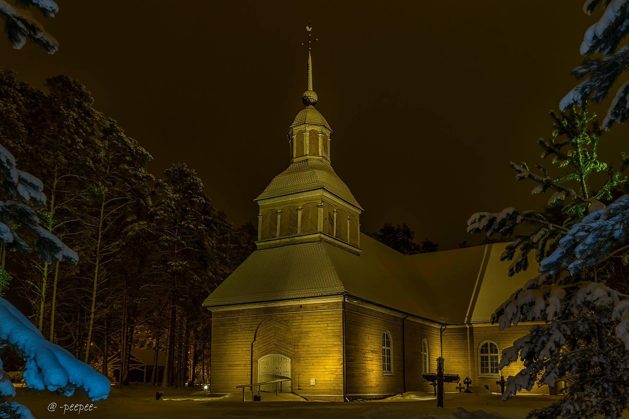 Kirkko - Kajaani, Paltaniemi