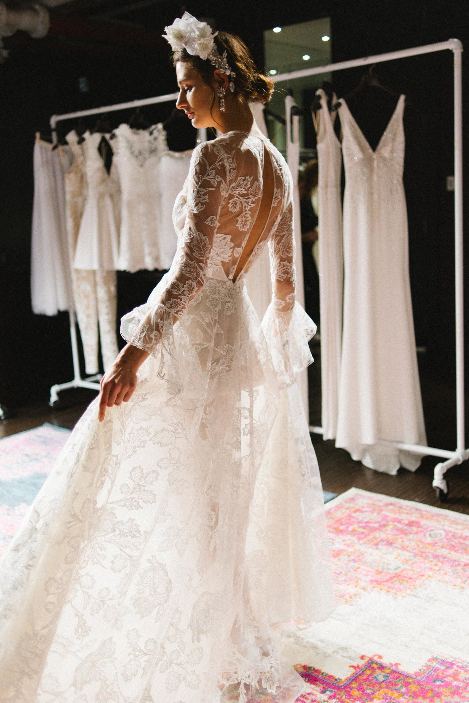 Naeem Khan Spring 2020 Collection Preview #bridalshops