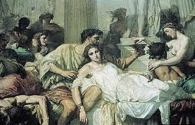 Topic, very roman orgy fiction can not