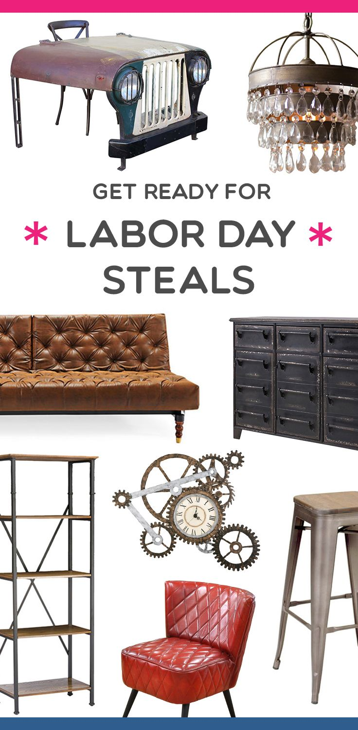 extended labor day weekend sale last chance to save on furniture d cor and more sign up and. Black Bedroom Furniture Sets. Home Design Ideas
