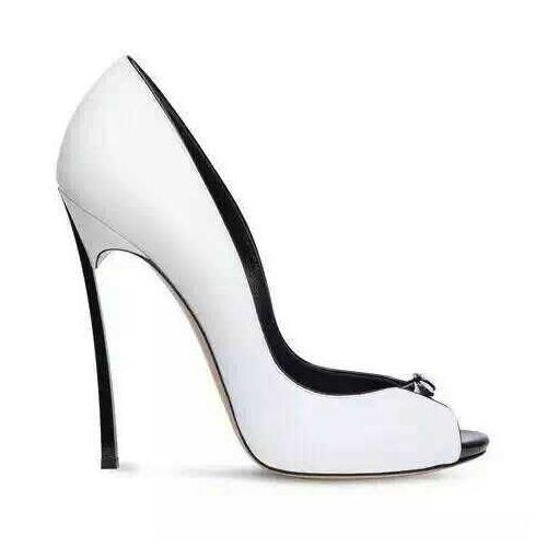 open toe stilettos - Black Casadei 8nKg0J