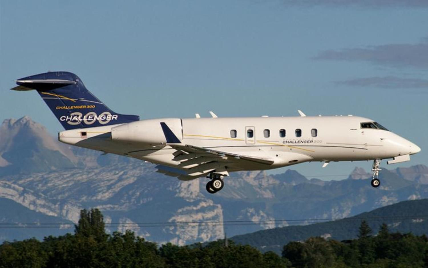 Everything you need to know about the Challenger 300, how