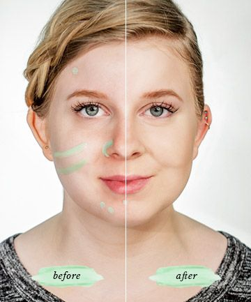 The Color Correcting Technique You Need More Than Contouring Best Makeup For Rosacea Contour Makeup Hair Color For Fair Skin