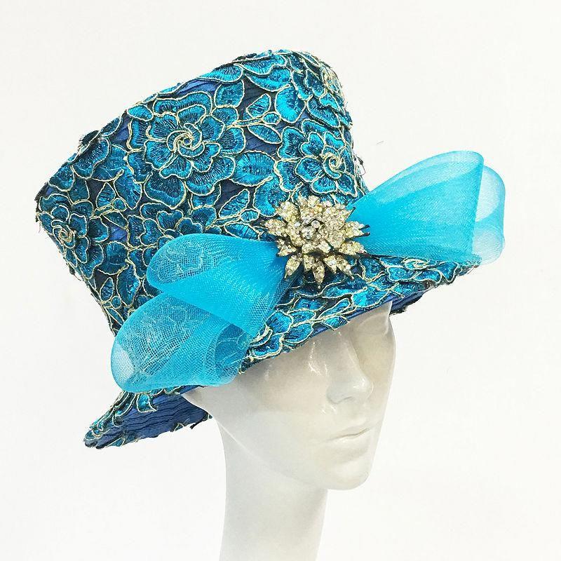 4063704bf Whittall & Shon Bucket Derby Hat #typesofhatsforwomen | Types of ...
