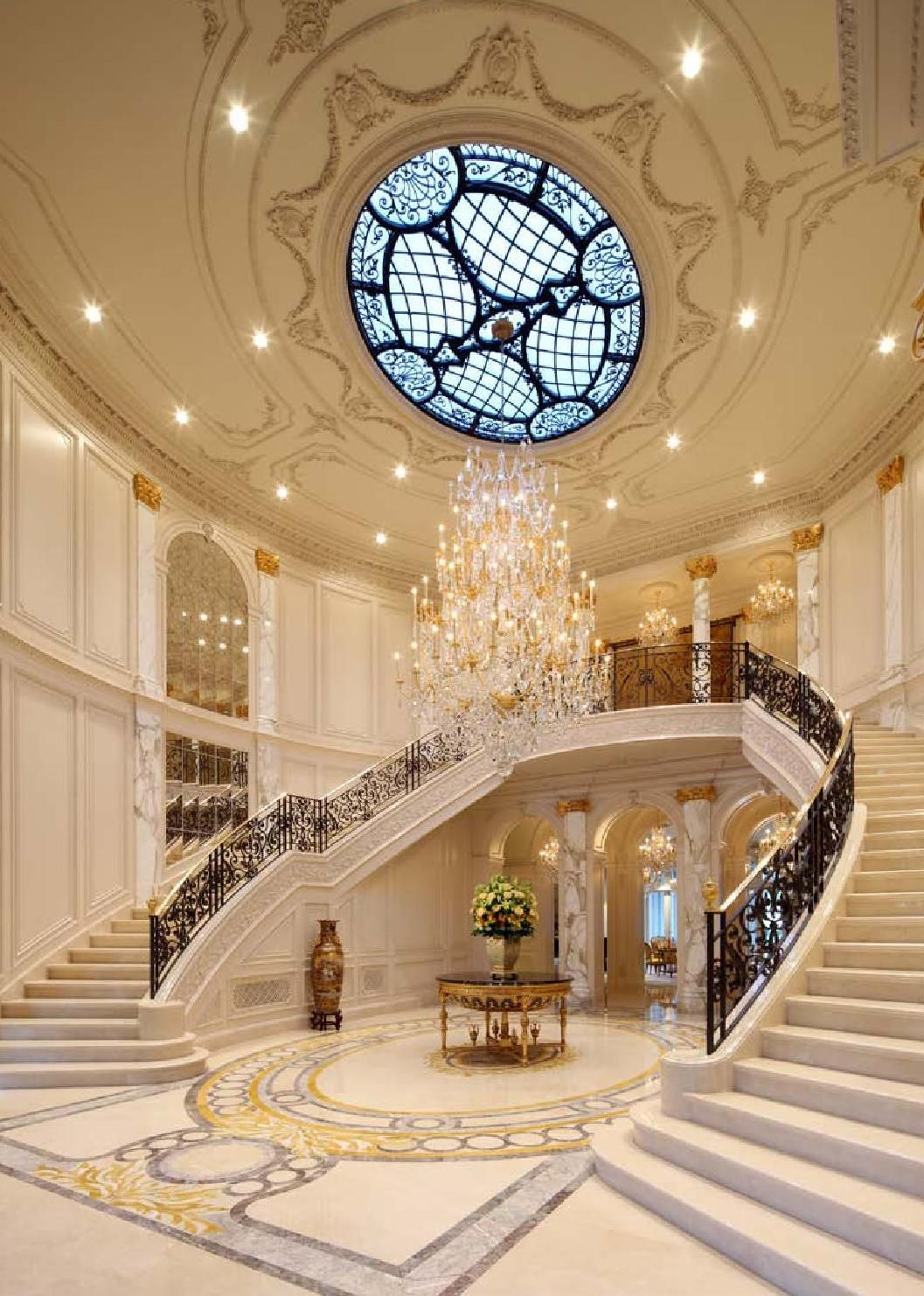 Best European Neo Classical Style Ii Staircase Design Luxury 640 x 480