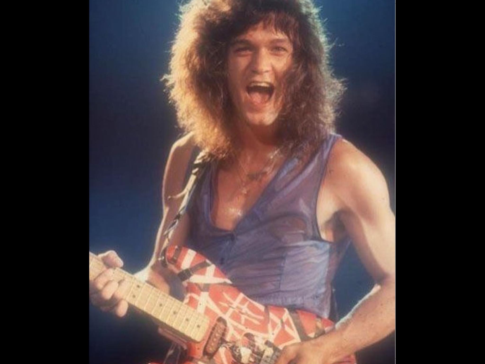 Eddie Van Halen Van Halen Eddie Van Halen Women
