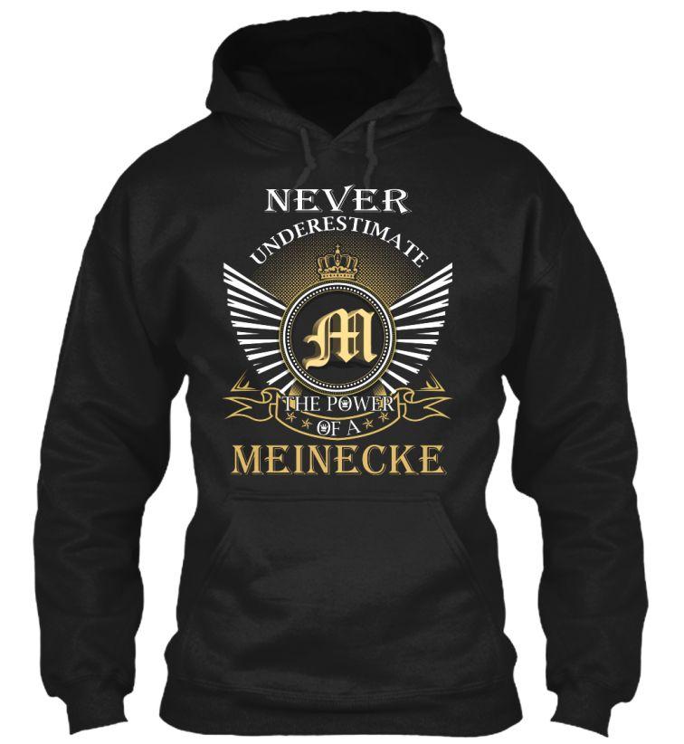 MEINECKE - Never Underestimate #Meinecke