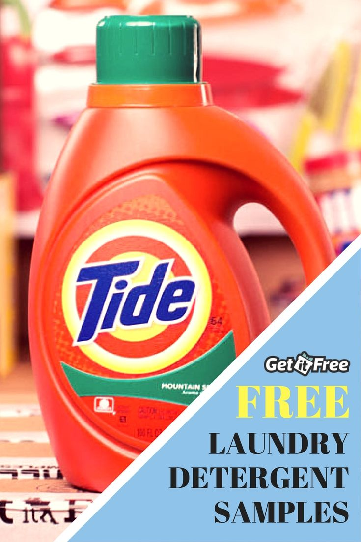 Welcome To Free Laundry Detergent Samples Free Stuff By Mail