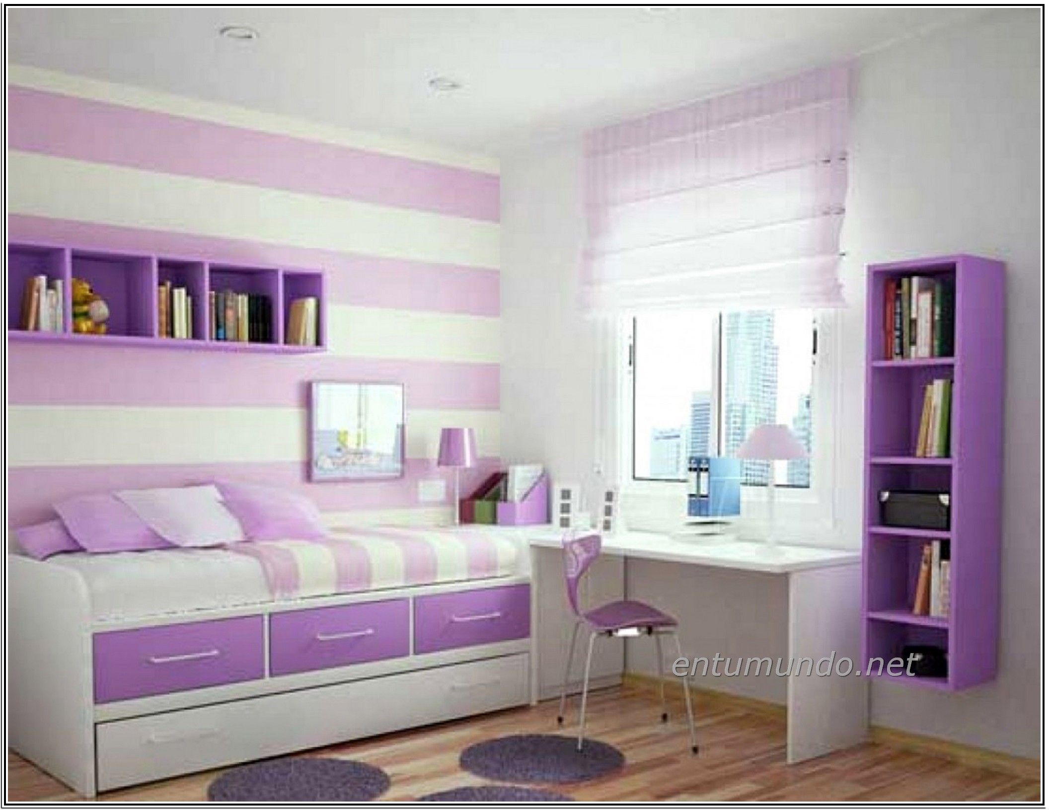Bedroom Ideas With Bunk Bed For Georgious Cute A Teenage ... on Tween Bedroom Ideas For Small Rooms  id=28157