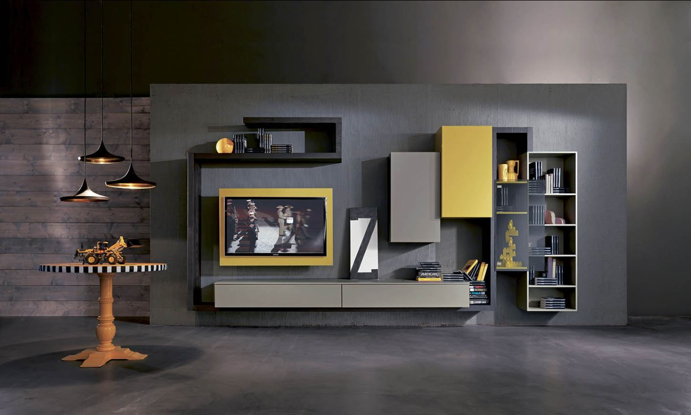 Modern Wall Units Italian Furniture Lar 32 Jpg 1411 849 Wall Unit Designs Living Room Tv Wall Modern Wall Units #wall #panel #design #for #living #room