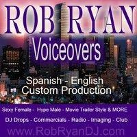 Rob Ryan DJ Drops Audio For Video on Youtube by RobRyanRadio