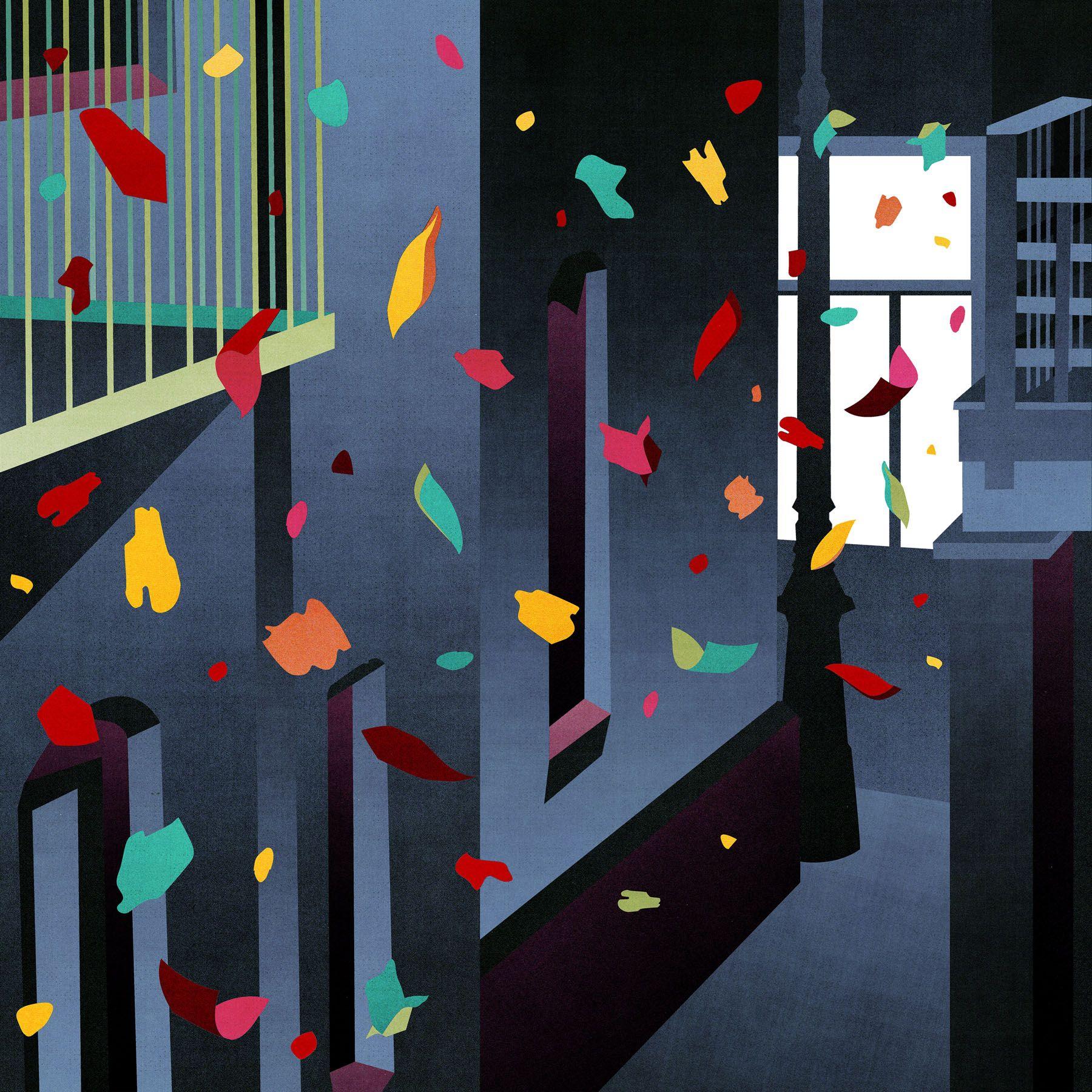 JSR | Stephanie F Scholz | Vector Illustration
