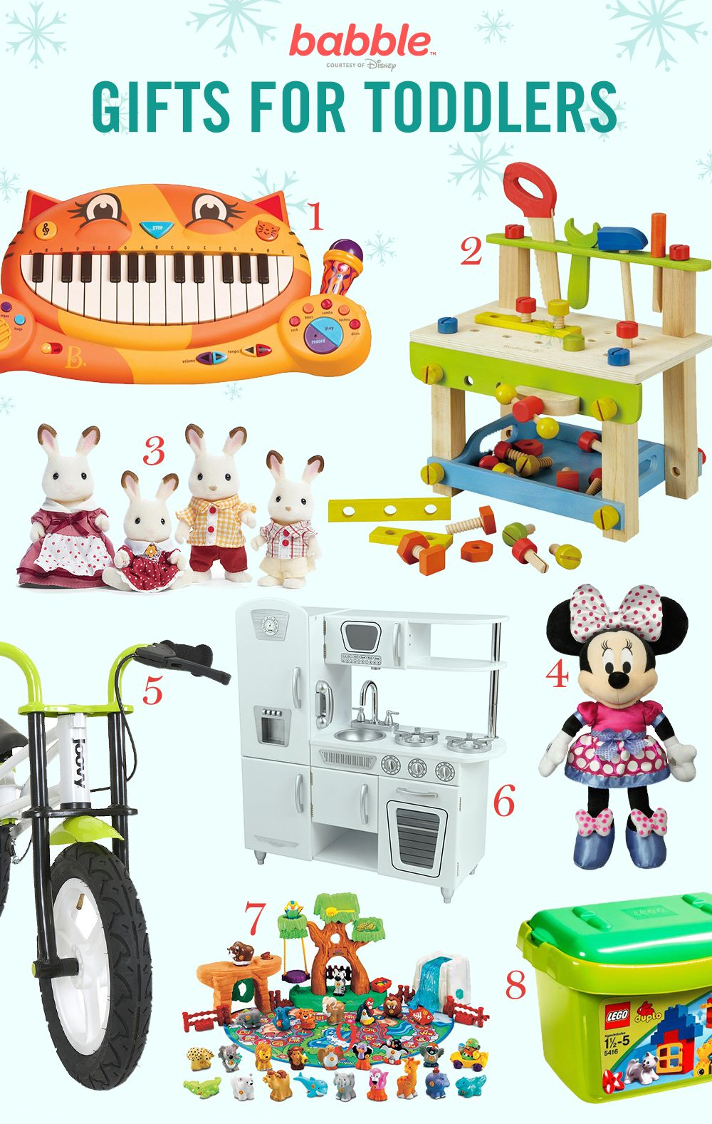 Toys for kids 8 and up   Gifts That Even the Pickiest Toddlers Will Love  Holidays Gift