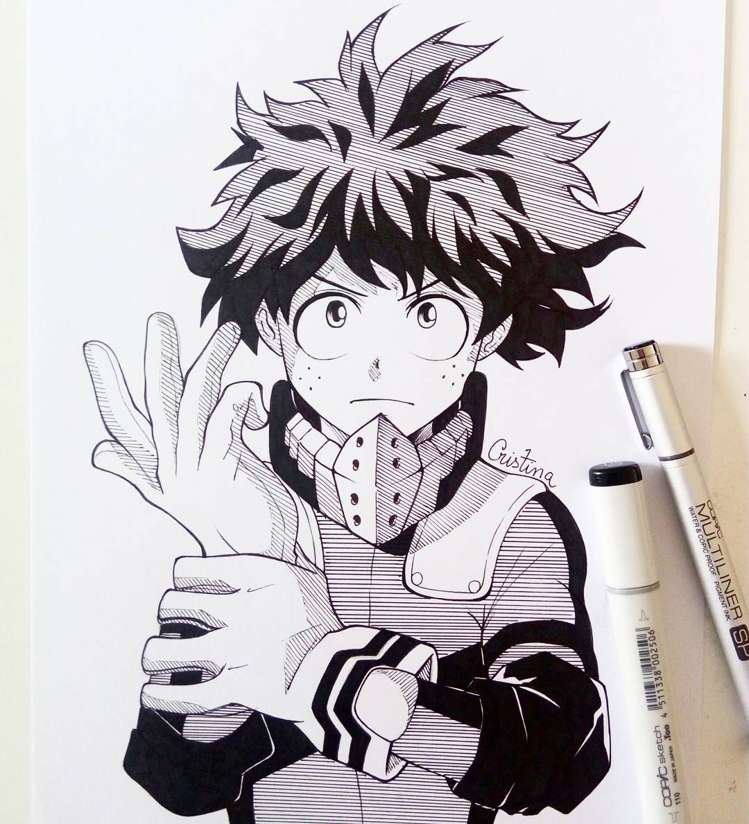 Izuku Done What You Think Hope You Like Izukumidoriya Izuku Copicart Copicsketch Copic Anime Sketch Copic Sketch My Hero Academia Manga