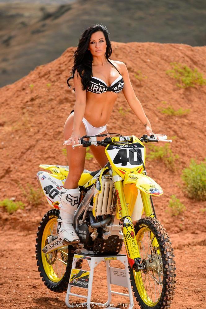 Naked female motocross wet teen puss
