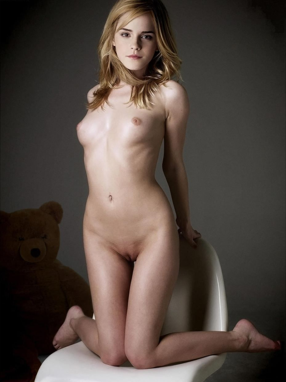 Emma watson nude shaved Not interested
