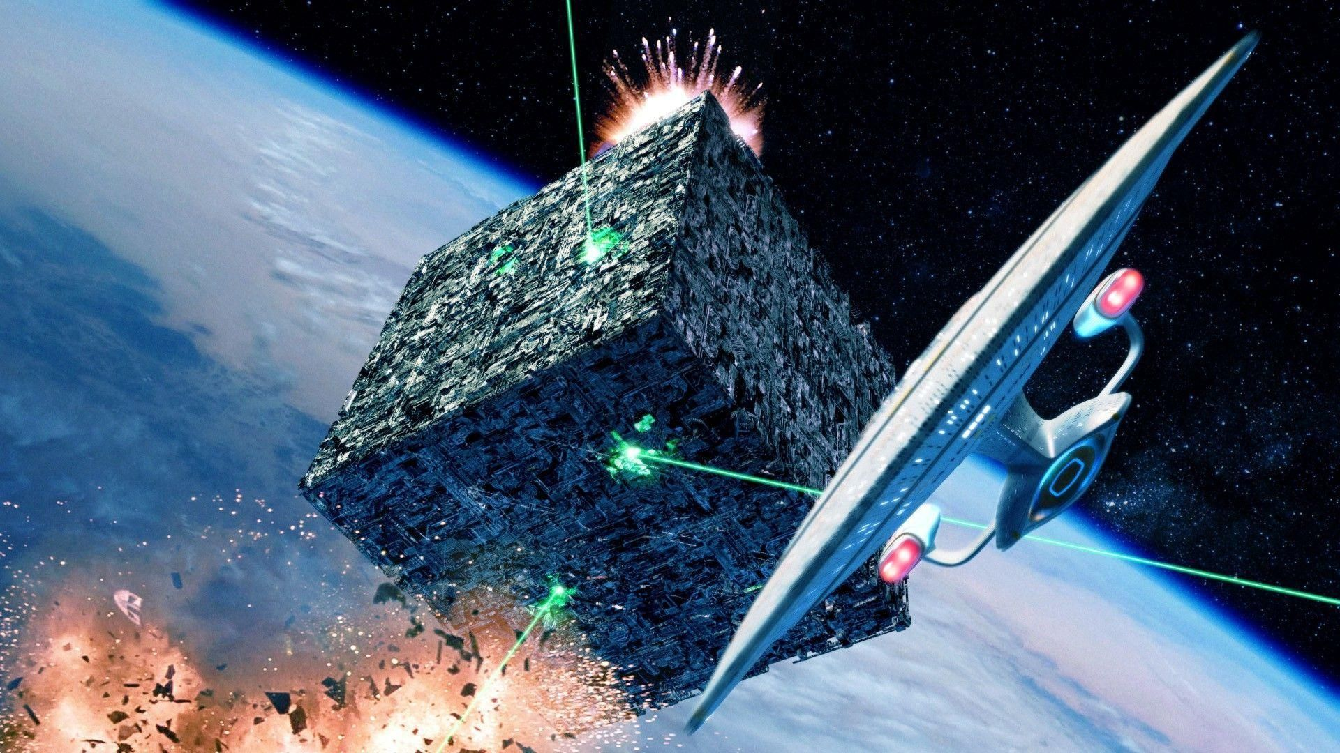 Star Trek HD Desktop Wallpapers for Star trek wallpaper