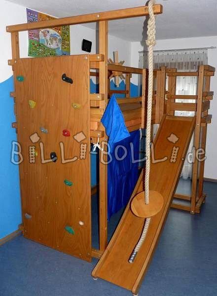 billi bolli piraten hochbett hochbett gebraucht hochbett mit rutsche pinterest. Black Bedroom Furniture Sets. Home Design Ideas