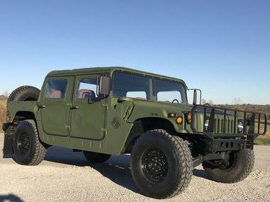 2005 Rebuild M998 Humvee HMMWV | HUMMERS/HUMVEE's! | Monster