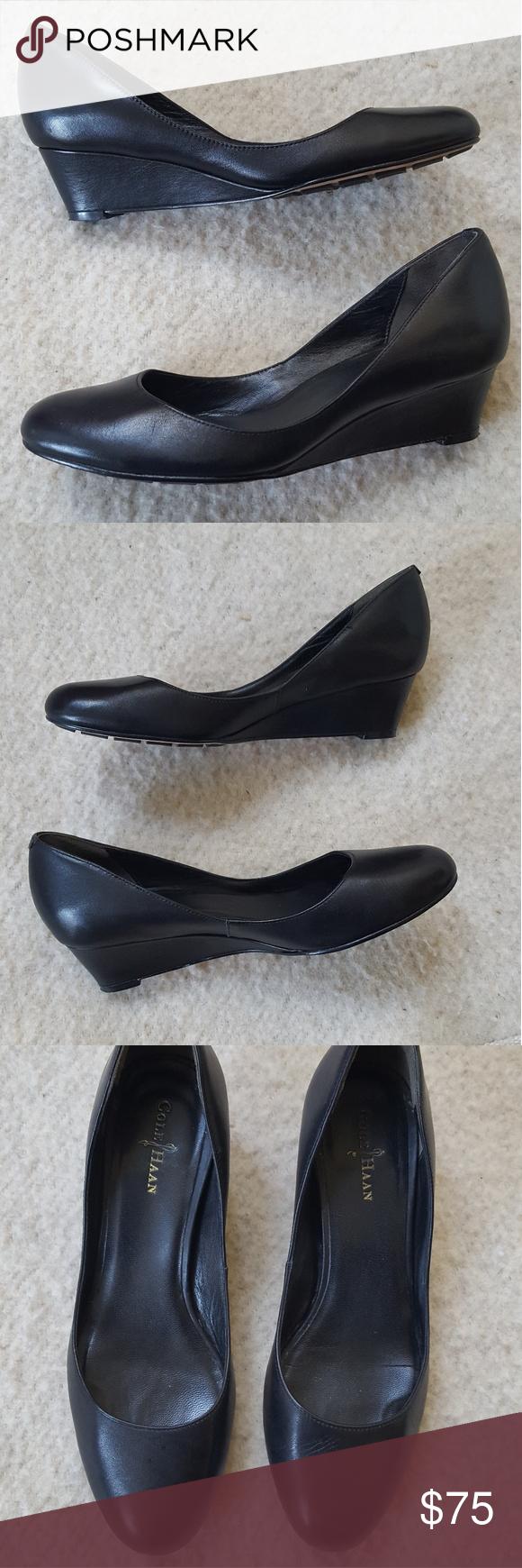 65709fa1339 Cole Haan Nike Air // Tali Wedge Cole Haan / Nike Air Tali Wedge Size: 6B  Cole Haan Shoes Wedges