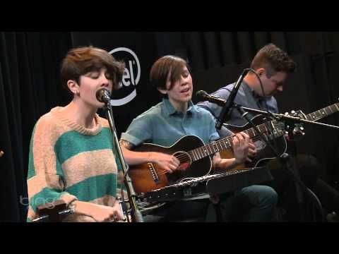 Tegan And Sara - Back In Your Head (Bing Lounge)