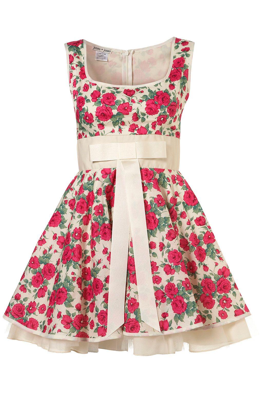 beautiful vintage summer dress!