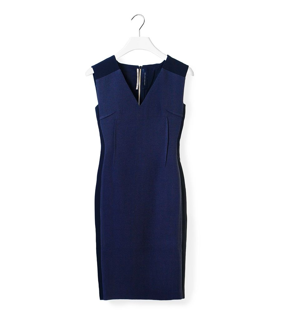 Roland mouret blue wezen dress шитье pinterest roland mouret