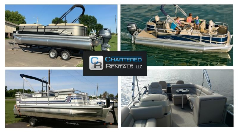 Enjoy and relax with our largest and best pontoons boat