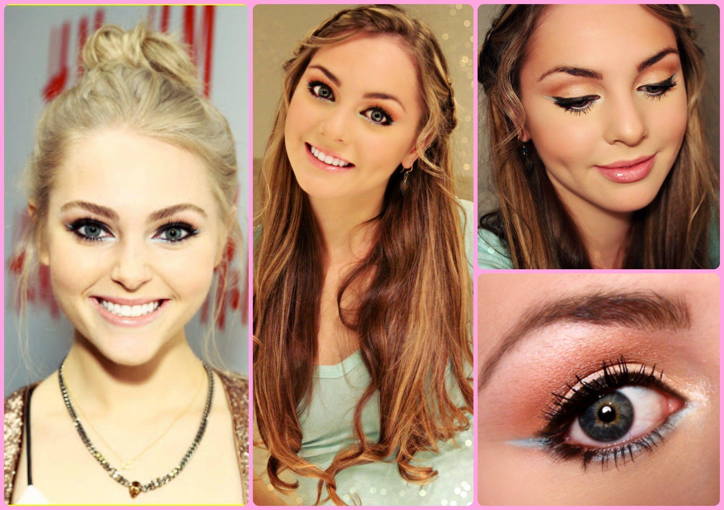 Annasophia robb makeup tutorial makeup tutorials pinterest annasophia robb makeup tutorial baditri Images