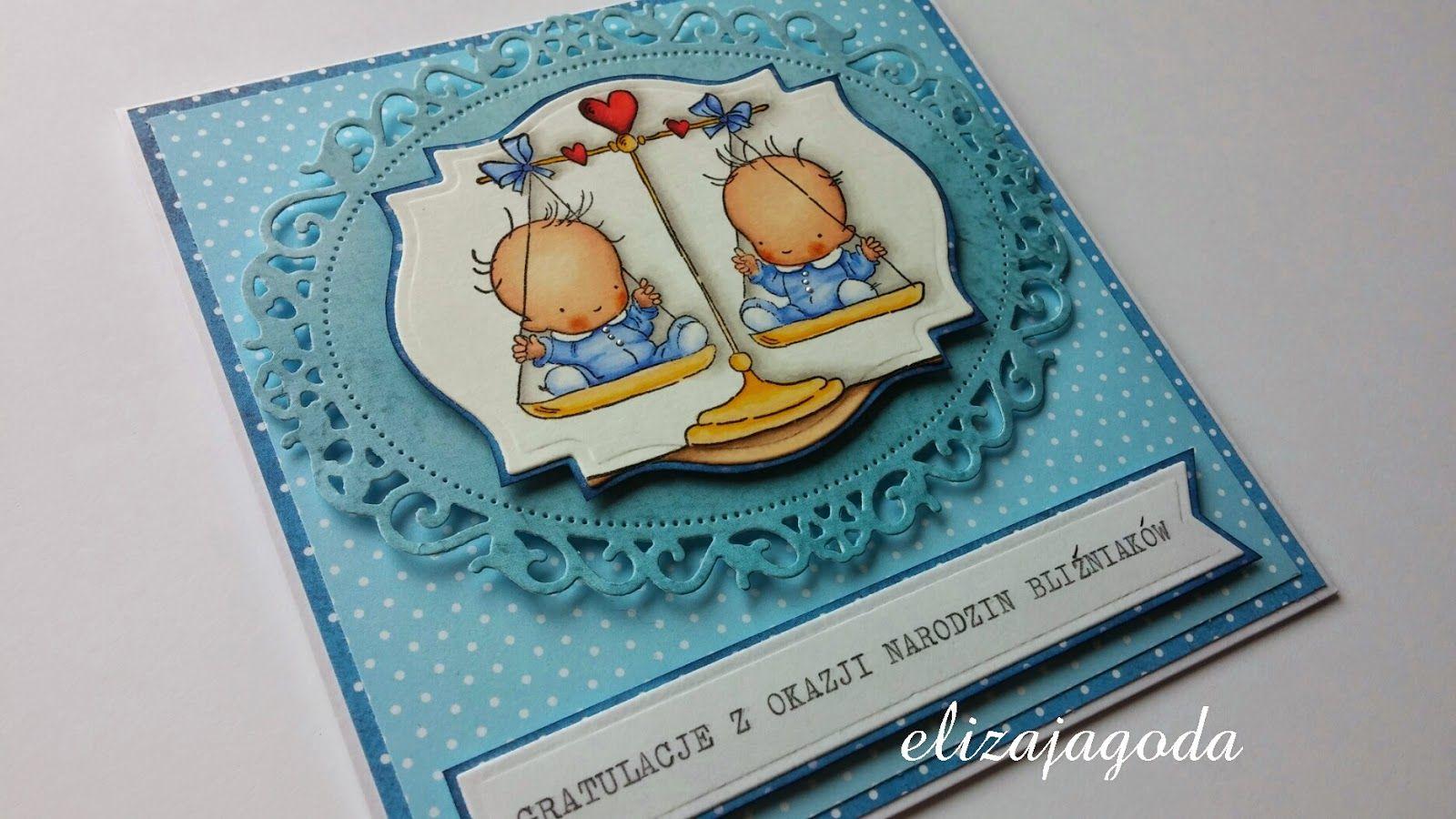 Gratulacje Z Okazji Narodzin Blizniakow With Images Coasters
