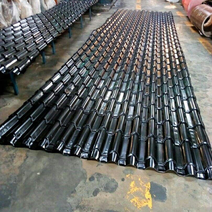 Our Color Coated Aluminium Gauge 0 15 1 5mm Width 30 1250mm End Use Aluminium Step Tile Aluminium Roofing Sheet Alumin Aluminum Roof Roofing Sheets Roofing