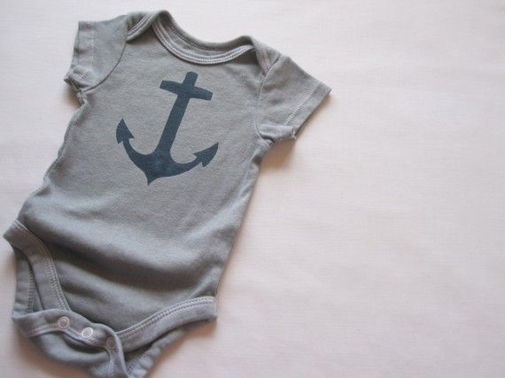 US NAVY MY SAILOR Baby Infant Toddler ONE PIECE BODYSUIT CLOTHING 3 6 9 12 Month