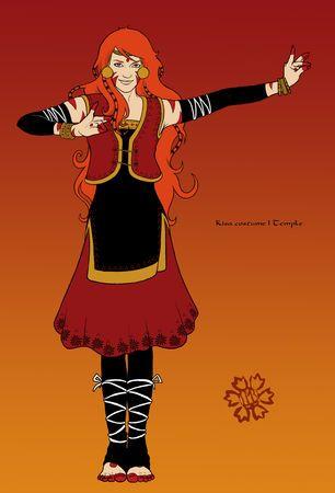 danseuse du vent
