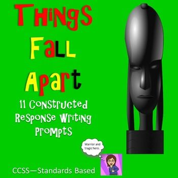 stylistic devices in things fall apart