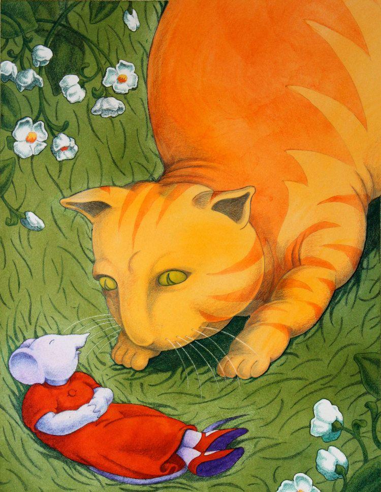 ilustración de Marie McCann