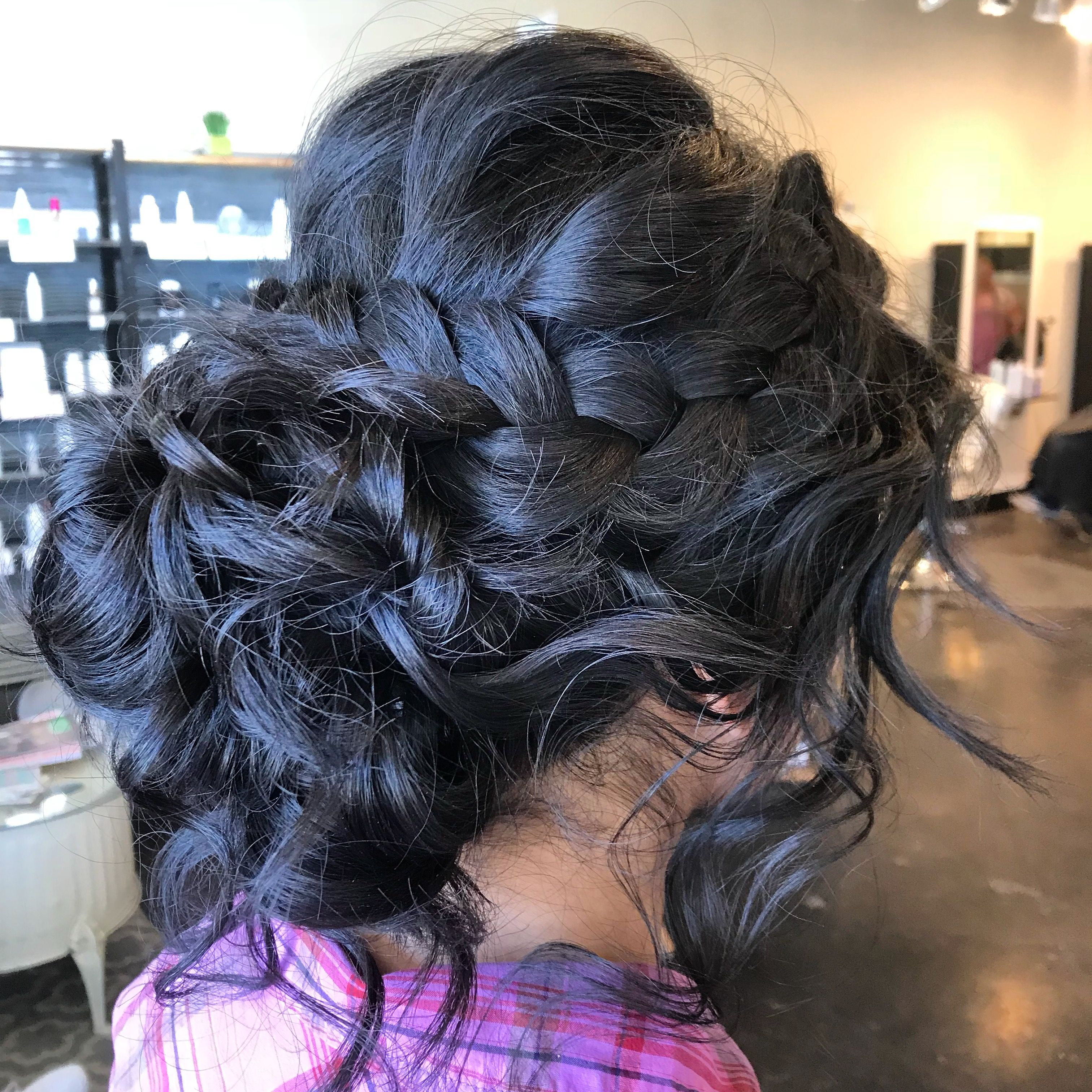 Perfect Prom Hairstyles: Perfect Prom Or Wedding Formal Hair