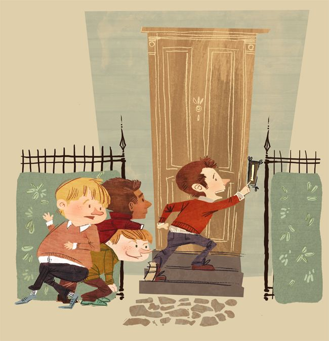 Nicky Nicky Nine Door ..Scummy & Nicky Nicky Nine Door ..Scummy   Art   Pinterest   Illustrations ...